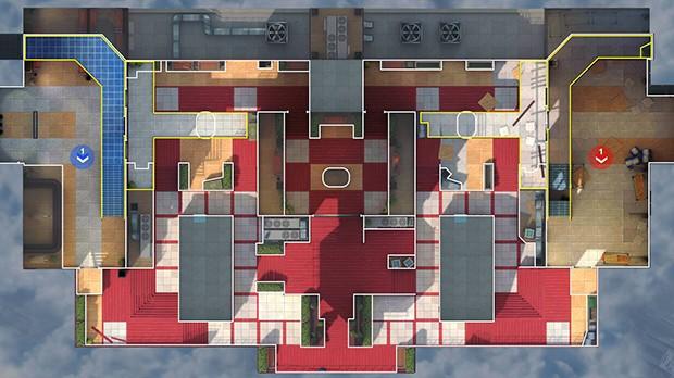 Mapa Arranha Ceus Gob 2