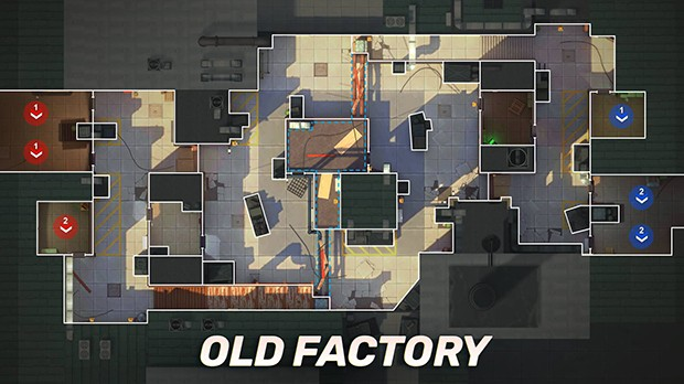 Mapa Fabrica Antiga GOB