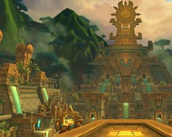 Confira as novas zonas de WoW: Batalha por Azeroth!