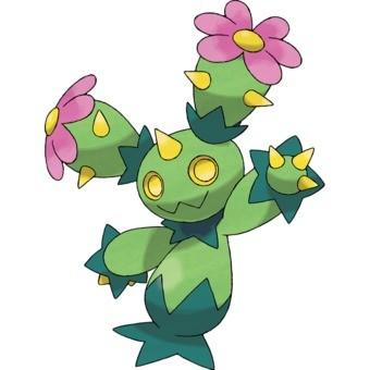 Maractus - Pokémon GO - Regionais