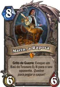 Marin, a Raposa - Hearthstone