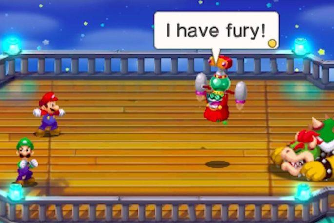 Mario and Luigi Superstar