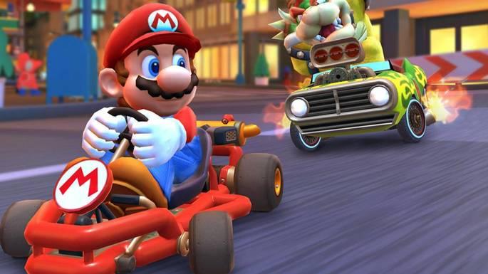 Mario Kart Tour iPhone