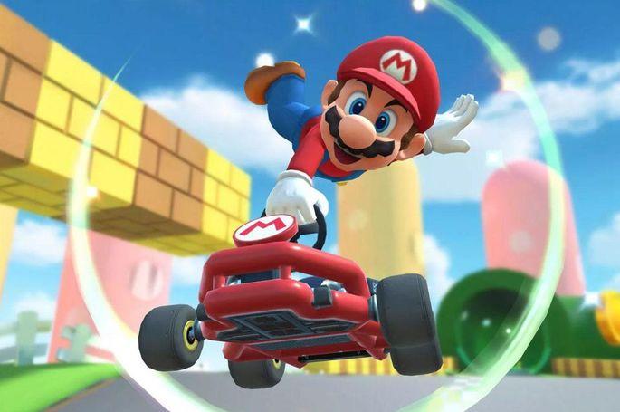 Mario Kart Tour - Manobra