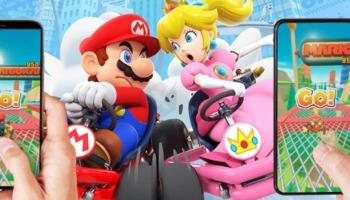 Oficial: revelado modo multiplayer de Mario Kart Tour!