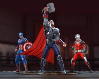 Conheça os 5 heróis de Categoria 3 em Marvel Future Fight