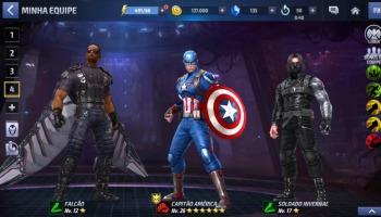 Confira os melhores times de heróis e vilões de Marvel Future Fight