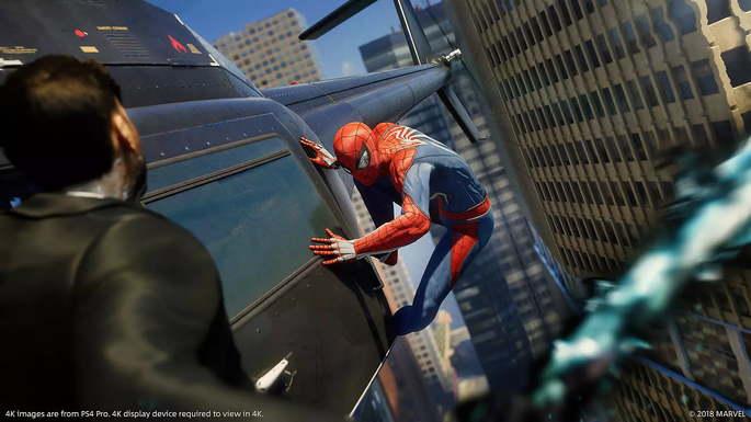 Marvel's Spider Man jogos de heróis