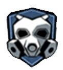 Máscara tática - Vantagem - Call of Duty Mobile