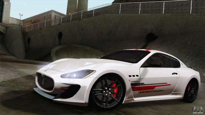 GTA SA Maserati carros