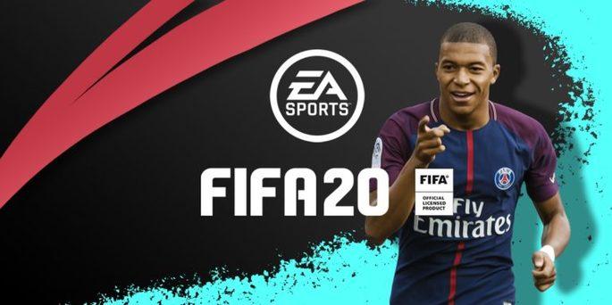 Mbappe Fifa 20
