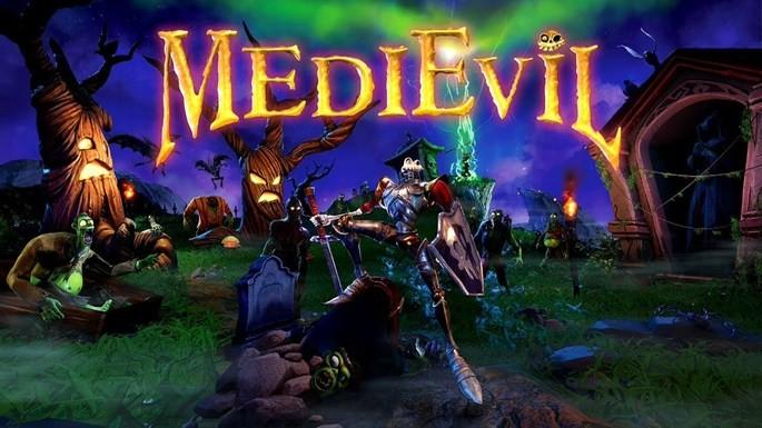 MediEvil ps1