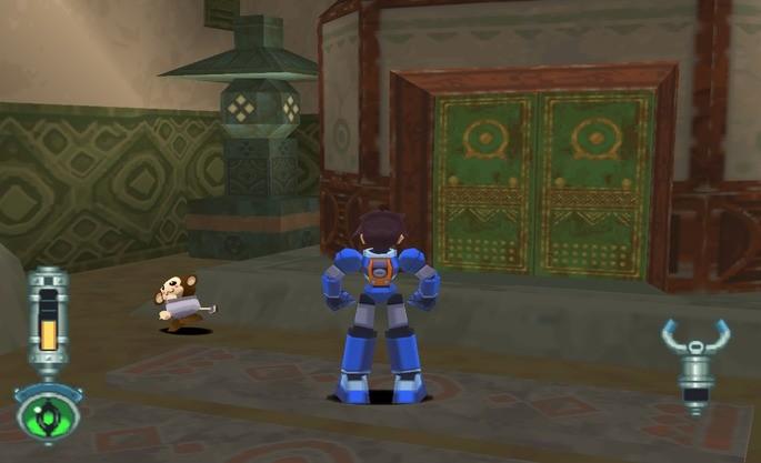 Mega Man Legends ps1