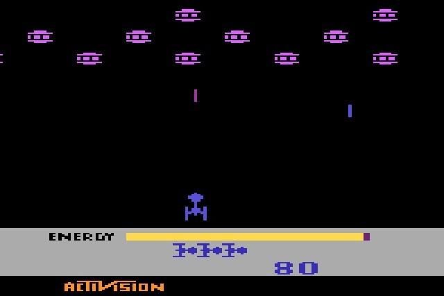 Melhores Jogos Atari
