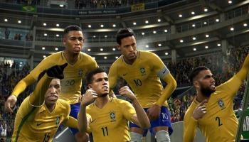 Os 50 melhores jogadores brasileiros do FIFA 18