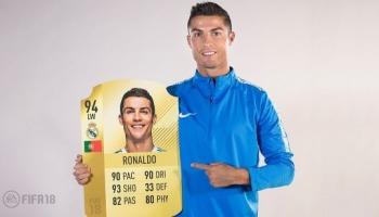FIFA 18: confira os 10 melhores jogadores por posição