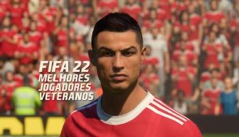 FIFA 22: os melhores jogadores veteranos