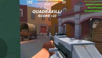 Confira os 10 melhores kill em Guns of Boom