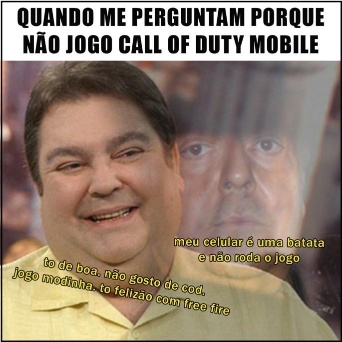 Os 20 Melhores Memes De Call Of Duty Mobile Liga Dos Games