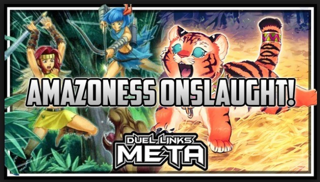 Metagame Amazoness - Duel Links