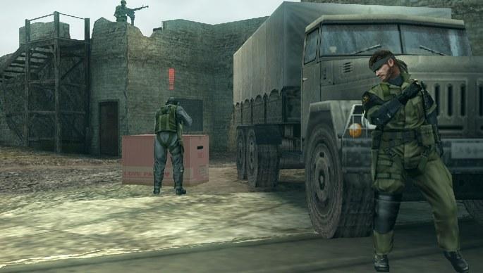 Metal Gear: Peace Walker