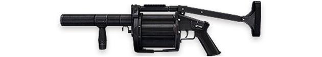 Mgl140 lanca granada