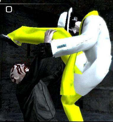Michael Jackson mod Resident Evil 4