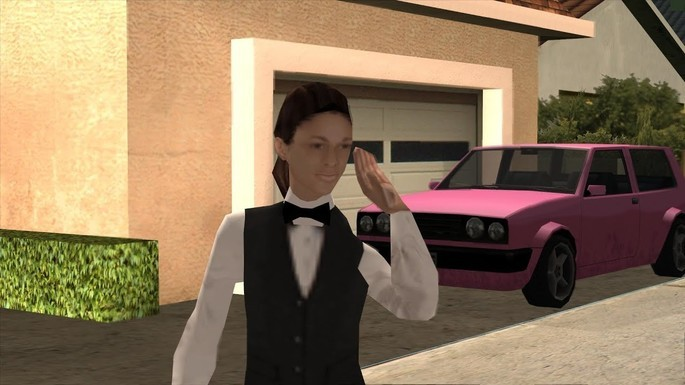 Millie Perkins GTA SA