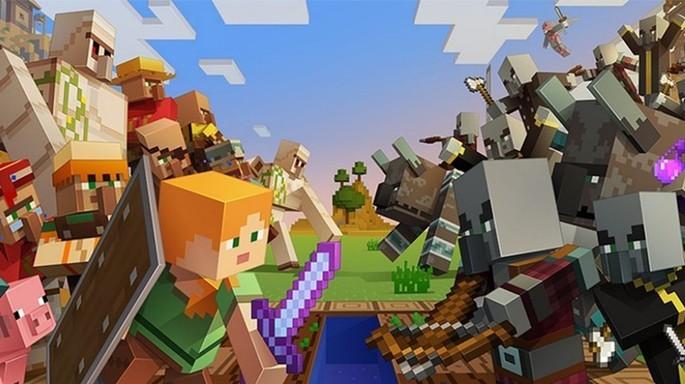 Minecraft PC fraco