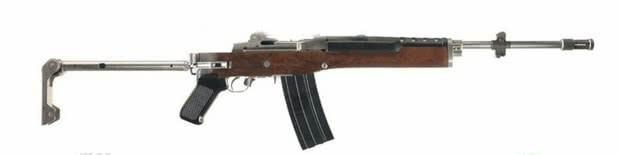 Mini 14 - Melhores armas PUBG