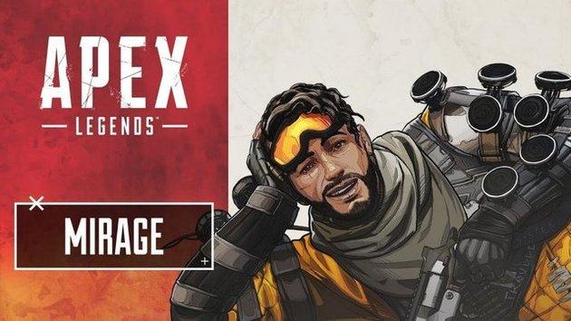 Mirage - Apex Legends