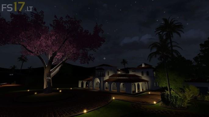 Farming simulator mod noites reais