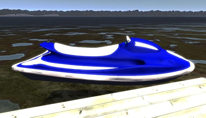 Mod my summer car jet ski