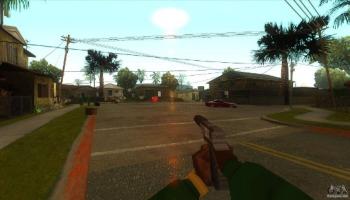 Como jogar GTA SA em primeira pessoa usando 2 mods simples