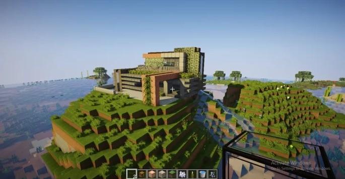 Seeds de Mansão - Minecraft