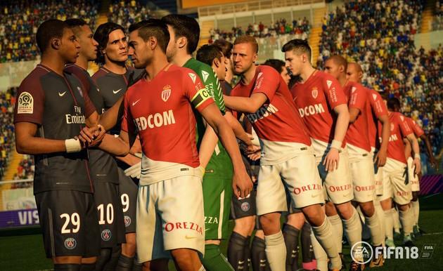 Monaco Modo Carreira - FIFA 18