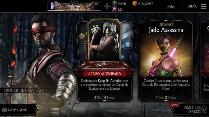 Mortal Kombat android