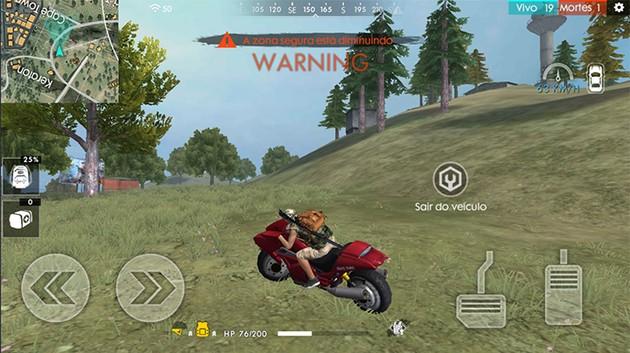 Moto Free Fire