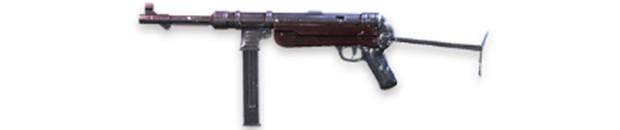 MP 40 SMG Free Fire 2