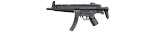 Mp5 SMG FFB