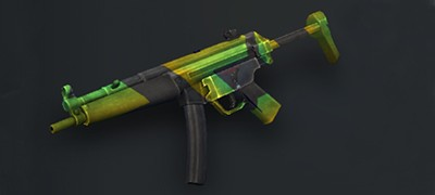 mp5 Critical ops