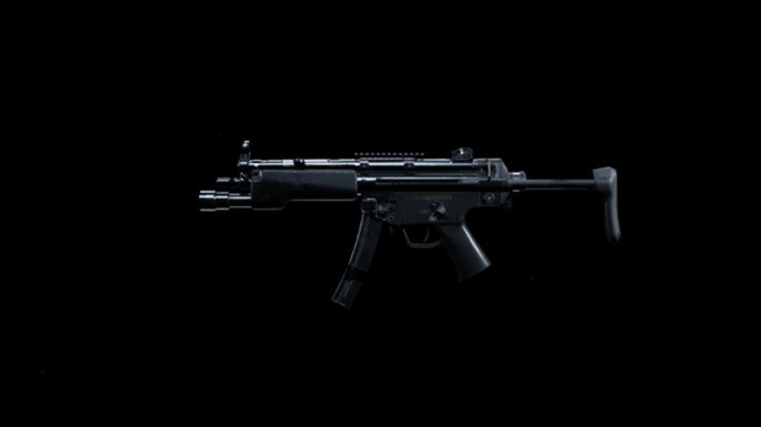 Mejores armas Call of Duty Warzone - MP5