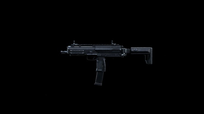Mejores armas Call of Duty Warzone - MP7