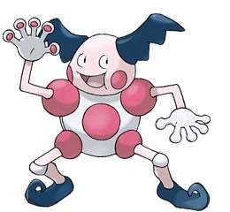 Mr. Mime - Pokémon GO