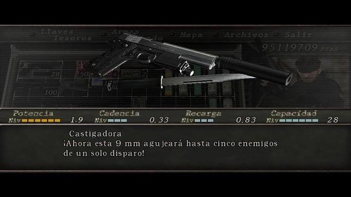 Naked Snake mod Resident Evil 4