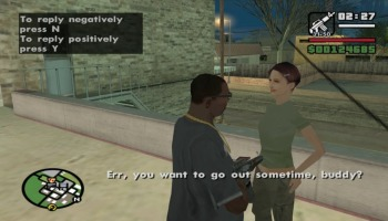 GTA San Andreas: como encontrar todas as namoradas do CJ