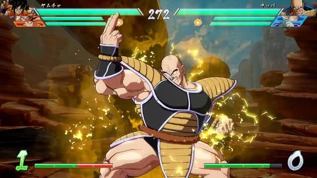 Nappa - Dragon Ball Fighter Z