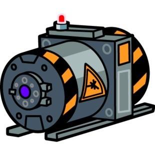 Bomba de Neutrinos - Recetas de Pocket Mortys