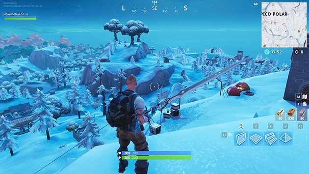 neve temporada 7 fortnite