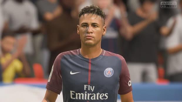 FIFA 18 Neymar Melhor Jogador